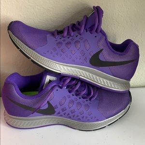 Size 9 Nike H2O Repel Zoom Pegasus Running Shoes